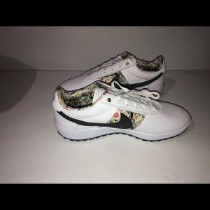 Woman's Nike Cortez Golf